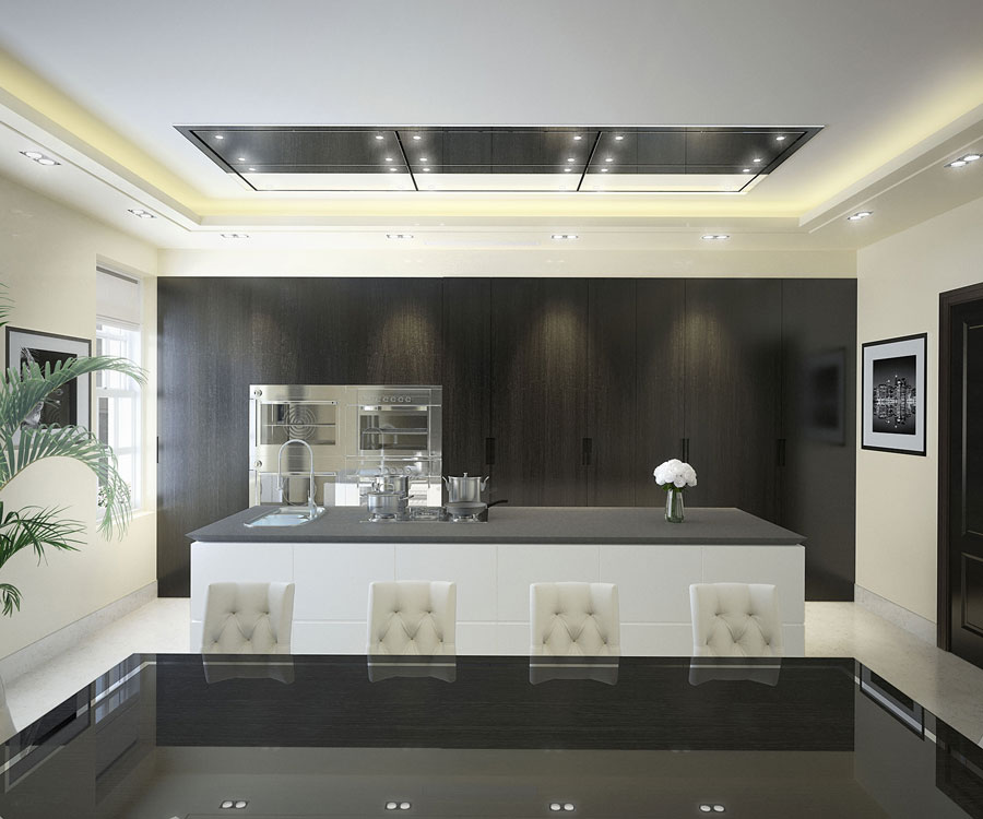 Mayfair kitchen conversion