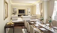 Dining Room conversion, Mayfair, London