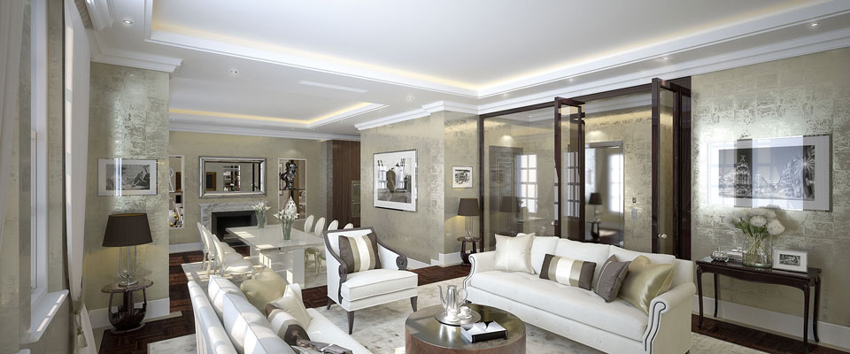 Penthouse Reception Room